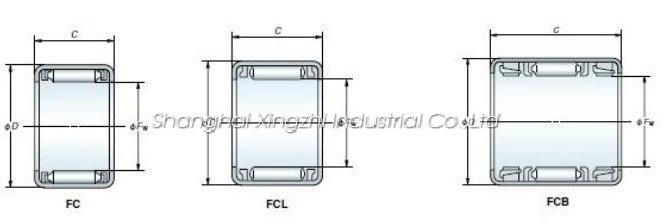 NSK RC-061008 Bearing_Shanghai Xingzhi Industrial Co ,Ltd