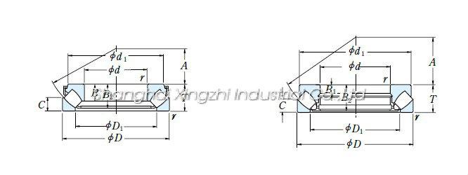 NSK 294/500 Bearing_Shanghai Xingzhi Industrial Co ,Ltd